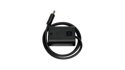 SmallHD FOCUS to Sony NP-FW50 Faux Battery Adapter Cable