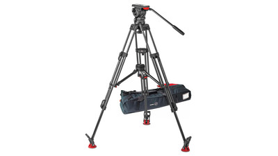 Sachtler System FSB 10 T ENG 2 MCF with Touch & Go Plate - 100mm Ball