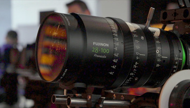 Intro image for article NAB 2019: Fujinon Premista Cinema Zoom Lenses