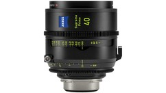 ZEISS 40mm Supreme Prime T1.5 - Imperial, PL Mount