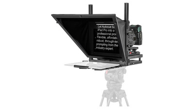 "Autocue Starter Series iPad Pro 12.9"" Teleprompter Package"