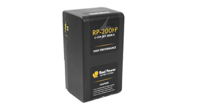 Hawk-Woods RP-200H 200Wh 26V Reel Power Battery - V-Mount