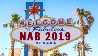 Intro image for article What's New at NAB 2019