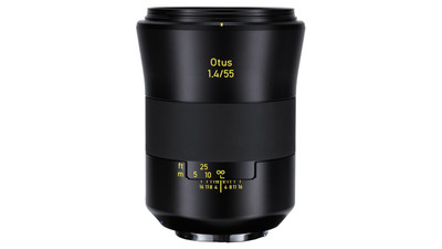 ZEISS 55mm f/1.4 Otus ZE Distagon T* Prime - EF Mount