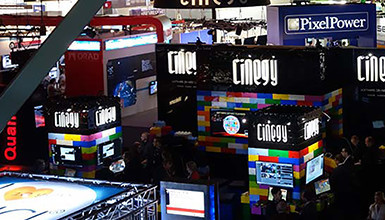 Intro image for article IBC 2014: Sony F5 & F55 Updates