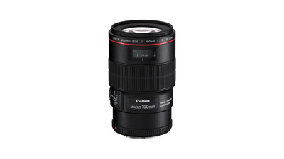 Canon 100mm Macro IS USM L-Series Prime f/2.8 - EF Mount