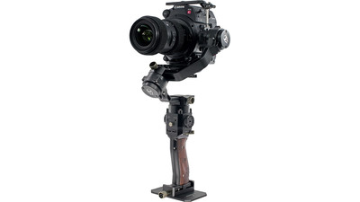 Gravity G2X Compact Handheld Gimbal System with Safety Case