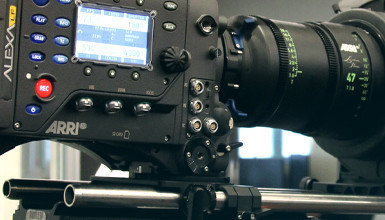 Intro image for article Accessorize Your Camera with ARRI Accessories