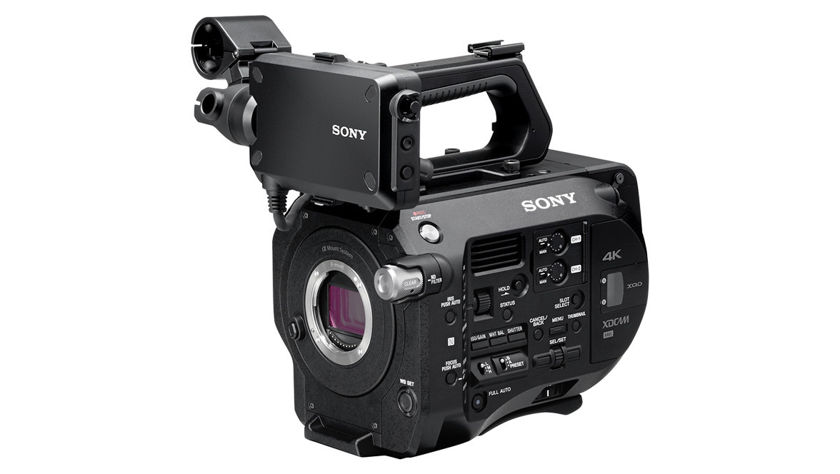 Image result for sony fs7 ii