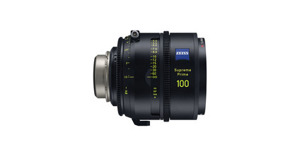 ZEISS 100mm Supreme Prime T1.5 - Imperial, PL Mount