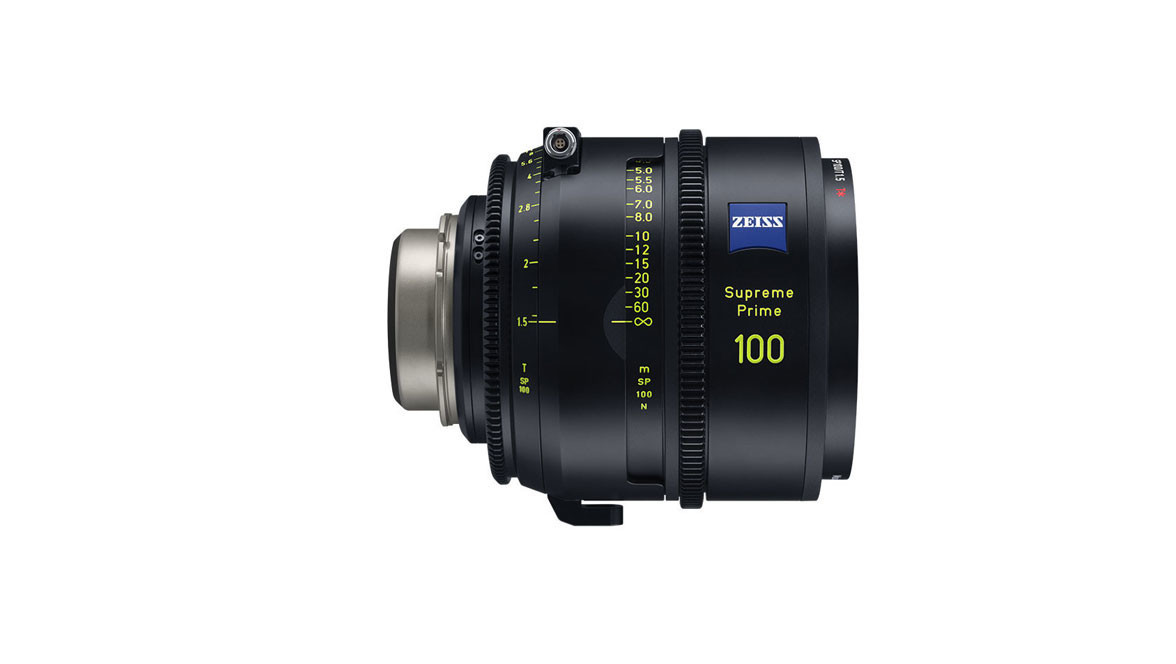 ZEISS 100mm Supreme Prime T1 5 - Imperial, PL Mount