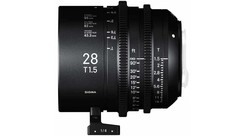 Sigma 28mm T1.5 FF High Speed Prime - Imperial, EF Mount