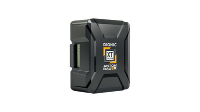 Anton/Bauer Dionic XT150 156Wh 14.4V Battery - Gold Mount