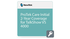 NewTek ProTek Care for TalkShow VS 4000 (Initial 2 Year Coverage)