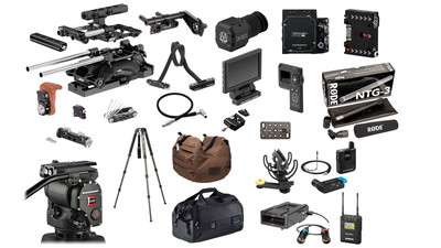 "Nic's ""Herzog"" Accessory Kit for RED DSMC2 Cameras"