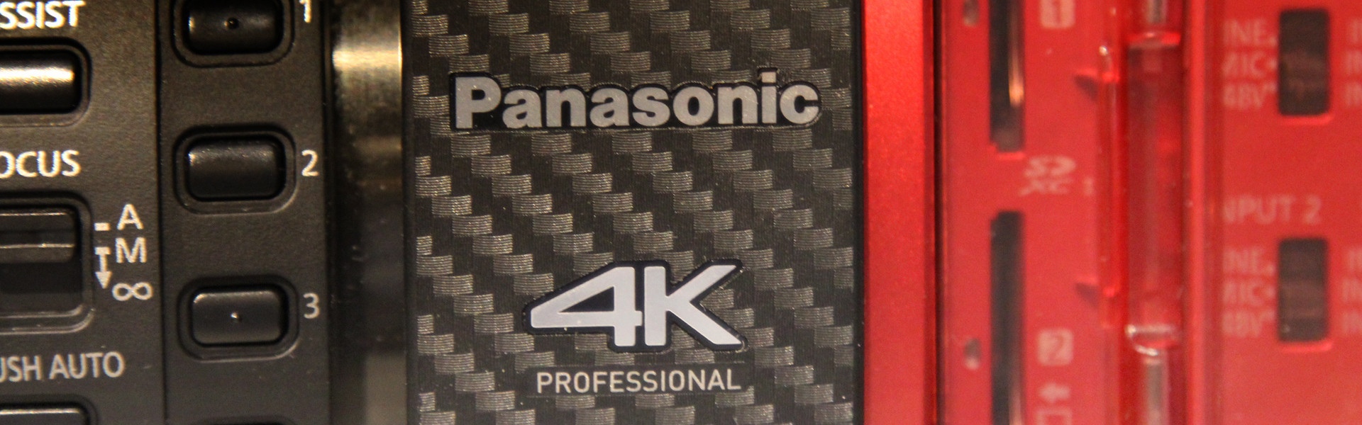 Header image for article Panasonic Announces the New VariCam LT