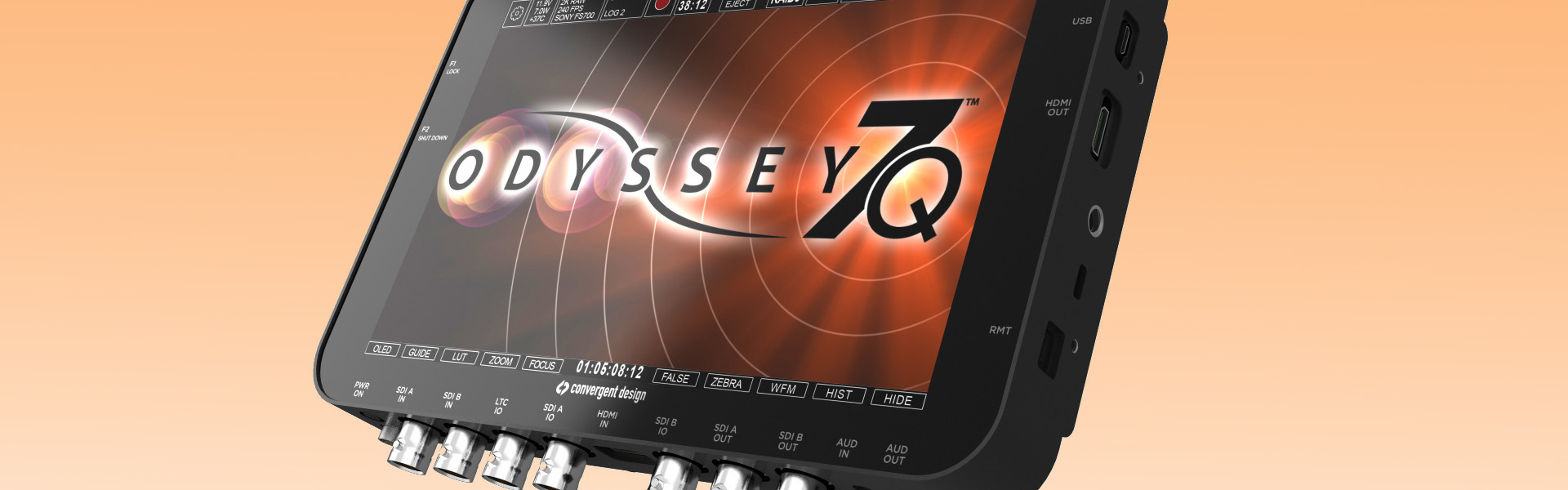 Header image for article Convergent Design Odyssey7Q+ Updates