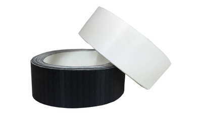 "Ripstop Sail Repair Nylon Tape - 2"", Black"
