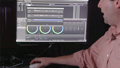 Intro image for article Live Color Grading with the VariCam: Part 2 - Working with Pomfort