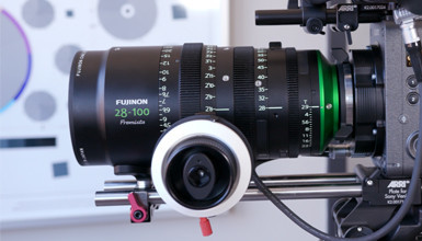 Intro image for article At the Bench: First Look at the Fujinon Premista 28-100mm Zoom