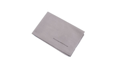 "Mikros Jumbo Microfiber Lens Cleaning Cloth - 14.25"" x 14.25"""