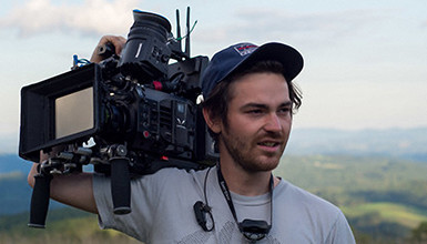 Intro image for article Feature, Maine, Winner of AbelCine Film Grant, Shot With VariCam LT 4K Cinema Camcorder