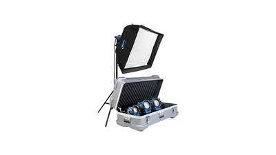 ARRI Softbank I Tungsten 4 Light Kit (120V AC)