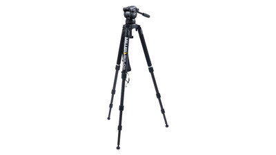 Miller CX10 Solo 100 3-Stage Carbon Fiber Tripod System - 100mm Ball