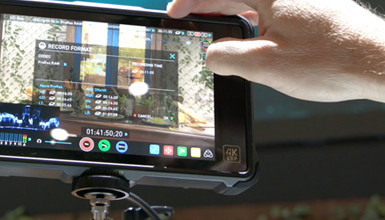 Intro image for article NAB 2018: Atomos + ProRes RAW