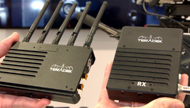 Intro image for article NAB 2018: Teradek Bolt XT and LT