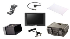 "AbelCine TVLogic 5.6"" High-Resolution Compact LCD Monitor - Full Kit"