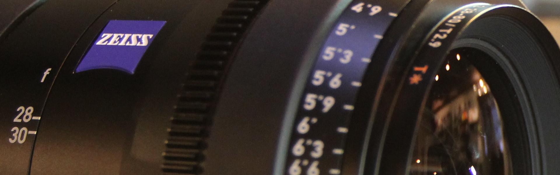 "Header image for article Video: Zeiss Compact Primes on ""The Bicycle"""
