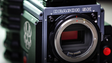Digital Cinema Cameras