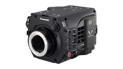 Panasonic VariCam LT 4K Super 35mm Cinema Camera - PL or EF mount