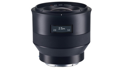ZEISS 25mm Batis f/2.0 Prime - E Mount