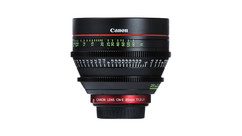 Canon 85mm CN-E Cinema Prime T1.3 L F - EF Mount