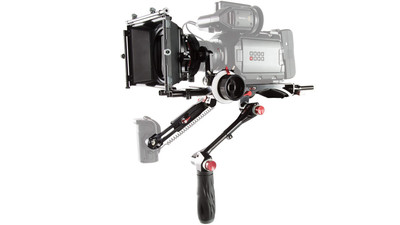 SHAPE URSAKIT Blackmagic URSA Mini Kit with Mattebox & Follow Focus