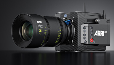 Intro image for article ARRI ALEXA Mini LF FAQ