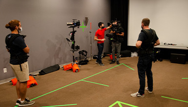 Intro image for article Safe In-Person Training at AbelCine