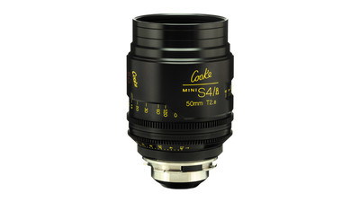 Cooke S4/i 50mm Prime T2.0 - PL Mount