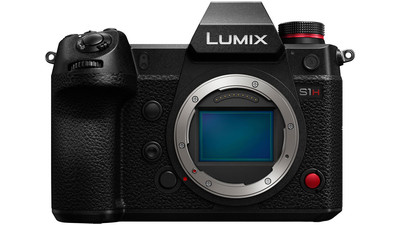 Panasonic LUMIX DC-S1H Full-Frame Mirrorless Camera - L-Mount (Body Only)