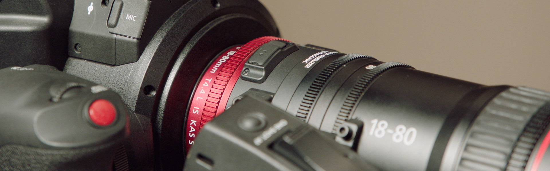 Header image for article At the Bench: Back Focusing the Canon 18-80mm Servo Zoom