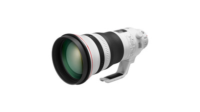Canon 400mm f/2.8 L IS III USM Prime - EF Mount