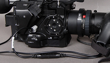 Intro image for article Enabling a 68x Zoom Range on Sony's FS5 with a Cameo LANC Cable