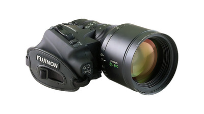 Fujinon 85-300mm Cabrio Compact Cinema Zoom T2.9 - PL Mount