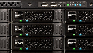 Intro image for article SNS EVO Shared Storage Solutions