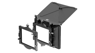 ARRI LMB 4x5 Lightweight Mattebox Clamp-On 3-Stage Set