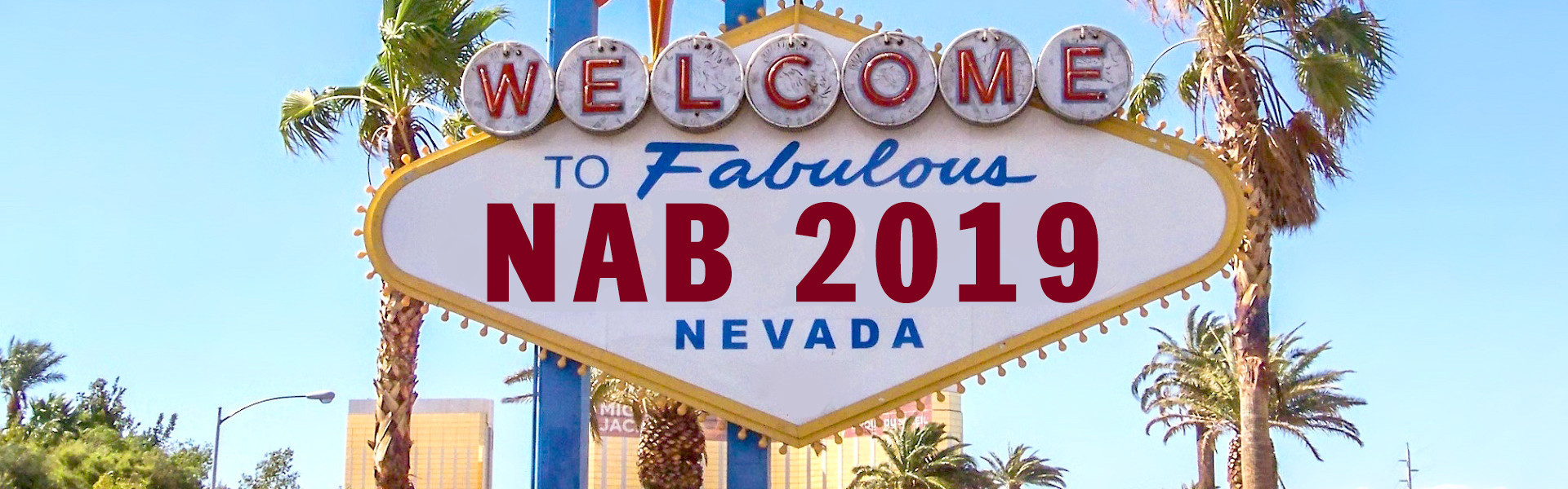 Header image for article What's New at NAB 2019