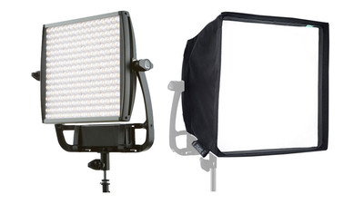 Litepanels Astra 6X Bi-Color LED Light with DoPchoice Snapbag Softbox