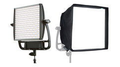 Litepanels Astra 6X Bi-Color LED Light with FREE DoPchoice Snapbag Softbox
